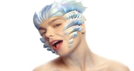 Björk_Hunter_video