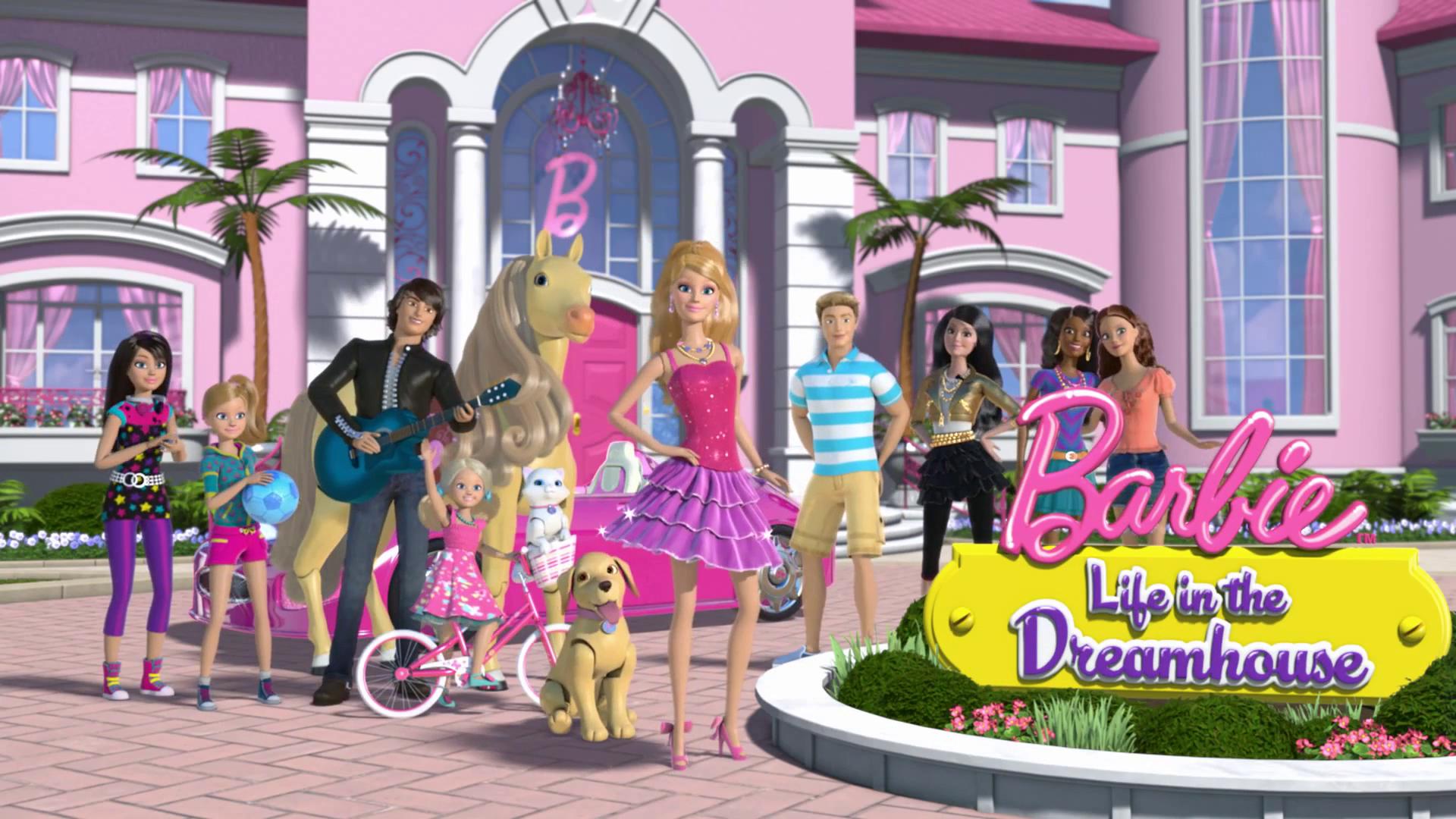 barbie and the dreamhouse deutsch