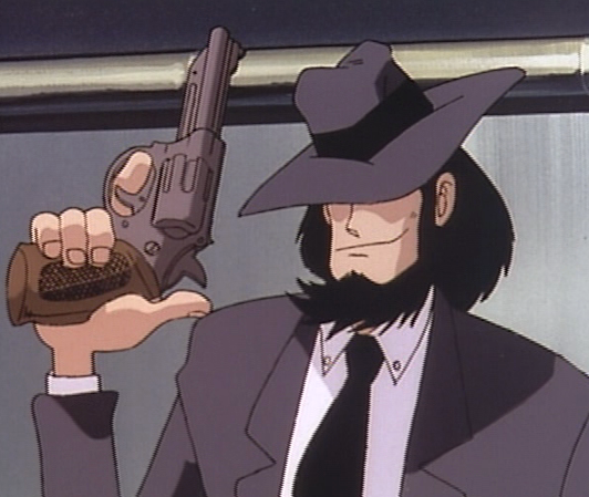 Lupin iii my state of mind