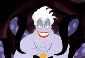 Ursula-The-Little-Mermaid
