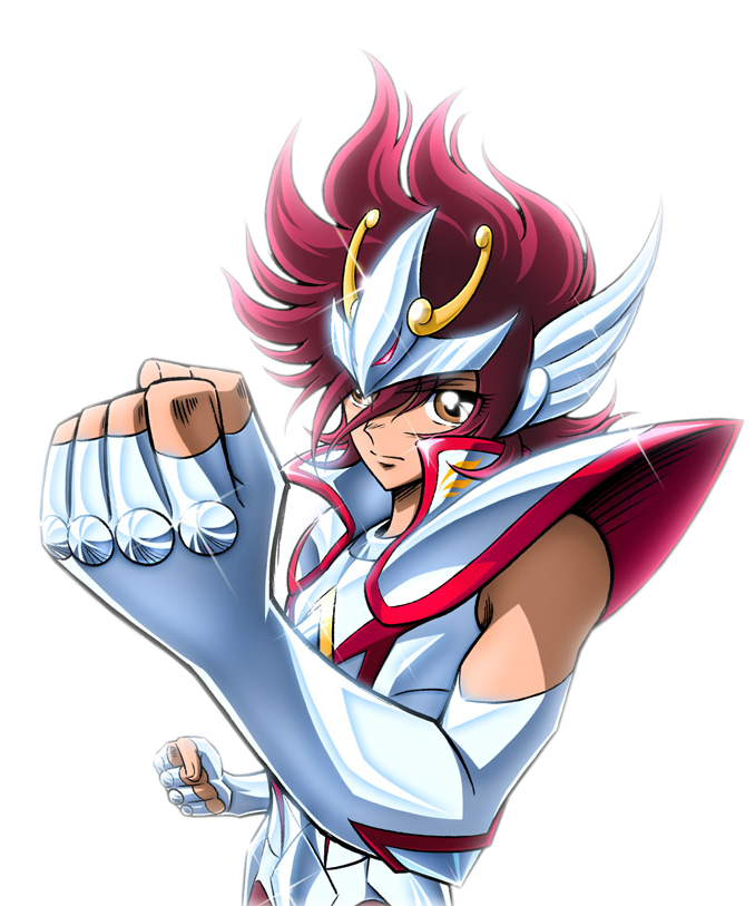 Saint seiya omega my state of mind