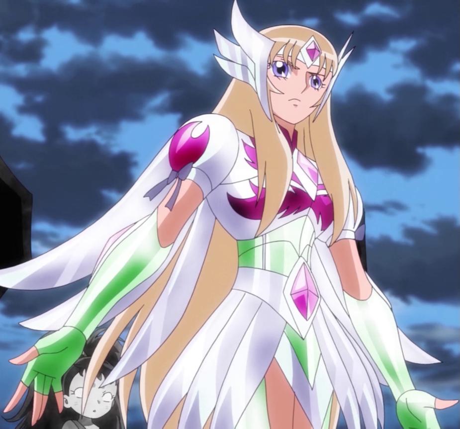 [Anime Netflix] CDZ: The Knights of the Zodiac - E o Shun virou mulher! - Página 2 Yuna