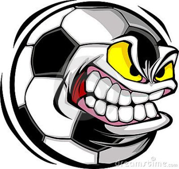 soccer-ball-face-vector-image-10361798