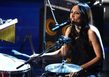 MUSICA: MARINA REI, MIA LIBERTA' ARTISTICA E' 'PAREIDOLIA'